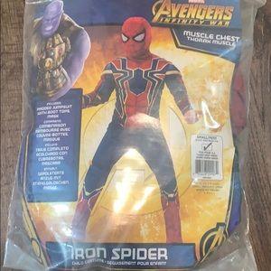 Boys Marvel Avengers Infinity Wars Costume